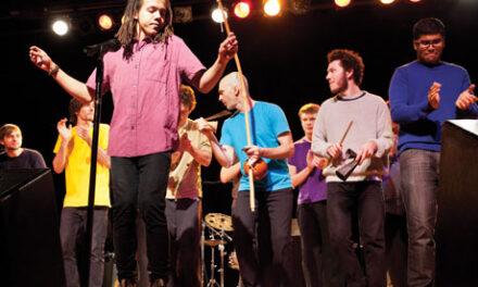 Jazz ensemble puts on a 'spellbinding' performance
