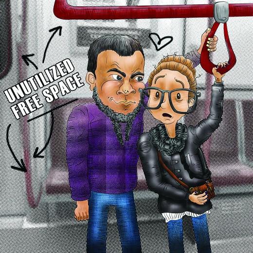 Et Cetera Cartoon: TTC Valentine