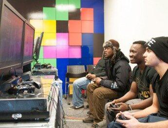 North campus gets games room