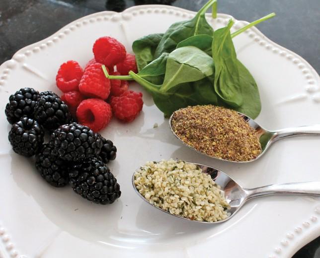Lean protein, whole grain called 'brain food'
