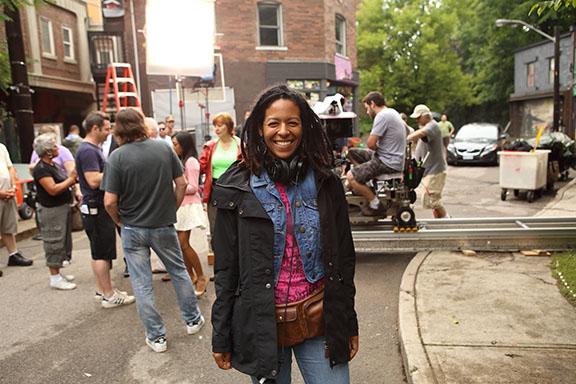 Degrassi director breaks down barriers