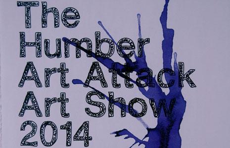 Art attack to showcase student work