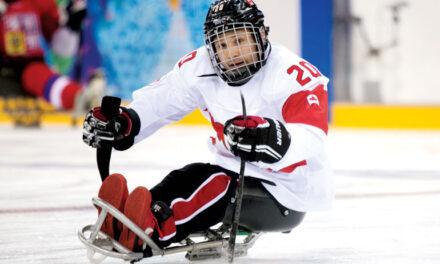 Humber grad wins sledge hockey bronze in Sochi