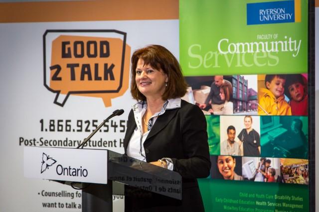 Ontario introduces Good2Talk 24-hr helpline for stress, mental health