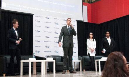HSF presidential candidates spit fire during debate