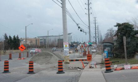 Toronto road construction equals headaches