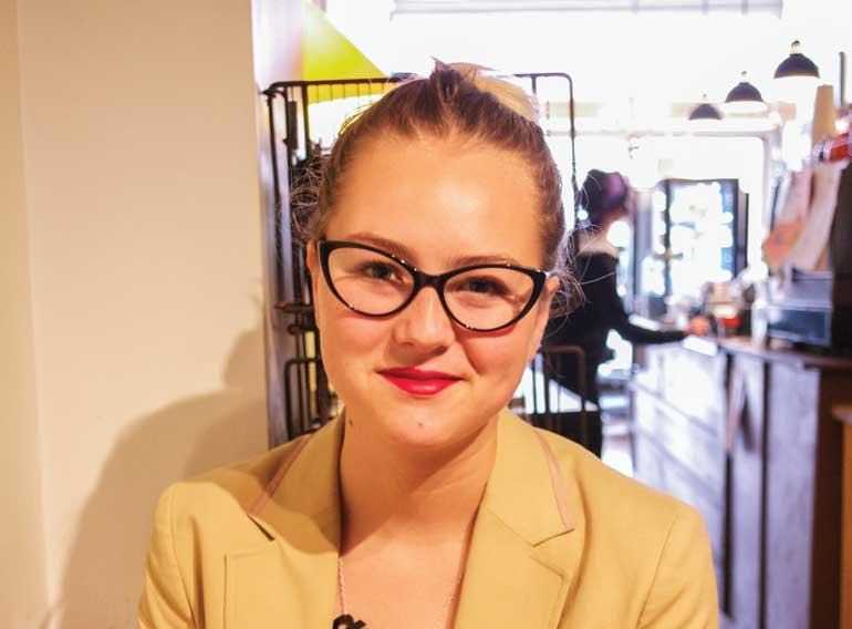 Morgan Baskin – Teenager, Toronto resident, mayoral candidate