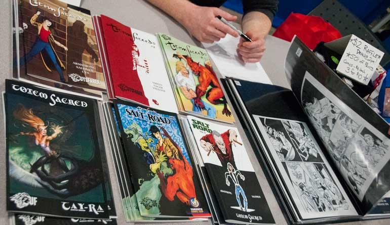Comic Expo Mania