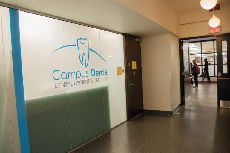 Dental clinic office