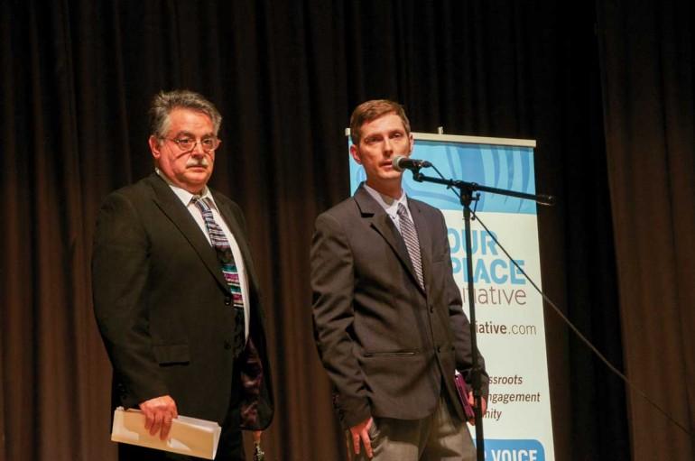 Ward 3 candidates debate transit