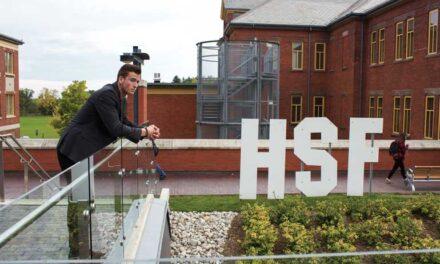 HSF president Walton ready for duty