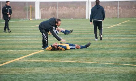 Men's soccer lose provincials to Algonquin Thunder