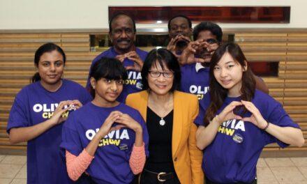 Volunteers lifeblood of mayoral campaign