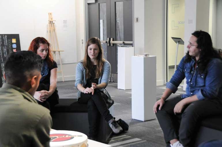 Storytelling links Aboriginal cultures