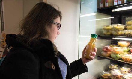 Vegetarian food vendor coming to North campus
