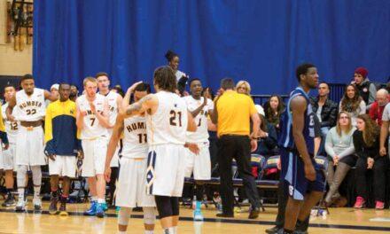 Hawks no longer atop CCAA rankings