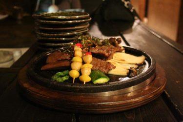 winterlicious - grilled galbi