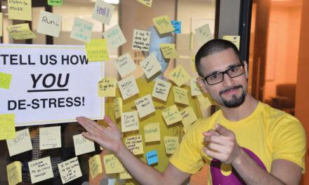 Mental health awareness rises on campus