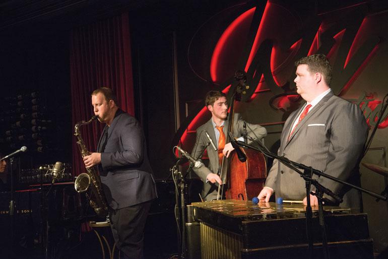Former Humber student Rubel became top jazzman