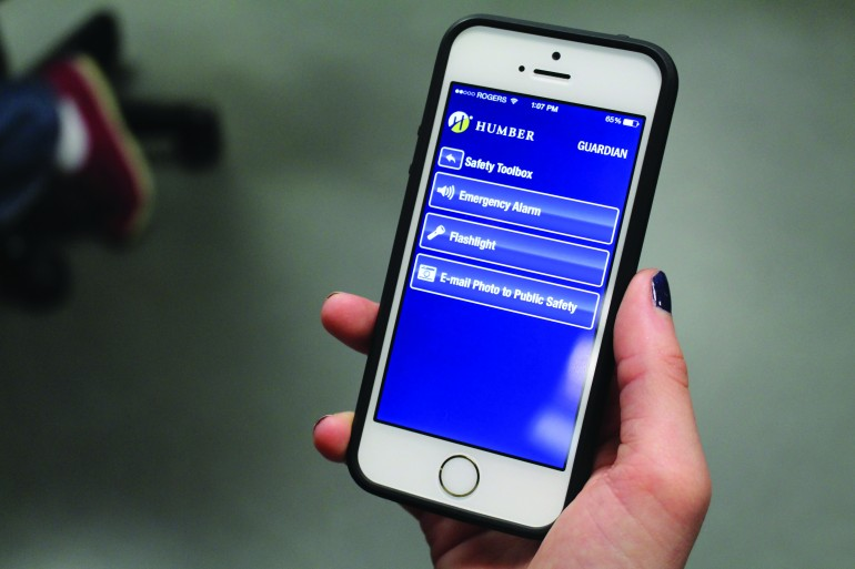 Students unsure about Humber's safety app