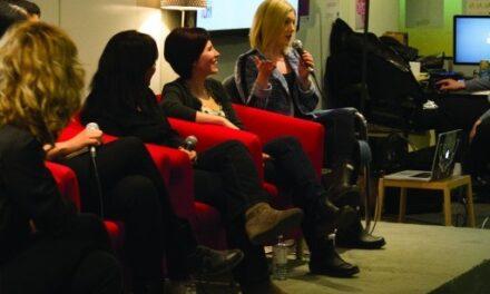 Girl Geeks talk gender and tech