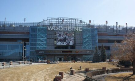 Woodbine expansion back on the table at City Hall