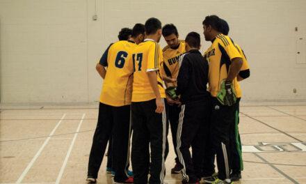UTM hosts extramural cricket tournament