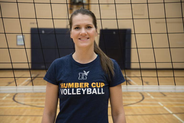 Humber's Thalia Hanniman wins OCAA Player of the Year