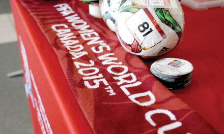 Scavenger hunt on for Women's World Cup
