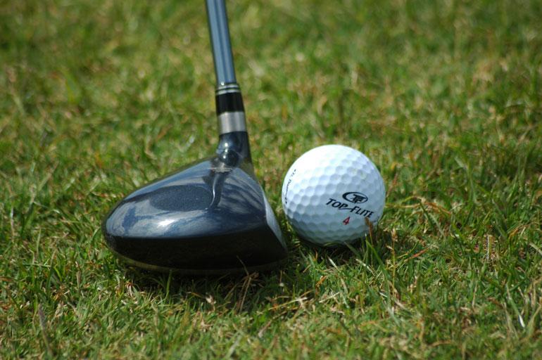 Golf team tees up 10th title