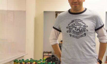 Humber Veggie Club buffet this year a forlorn affair