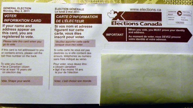 Students find frustration in vote registration for federal election