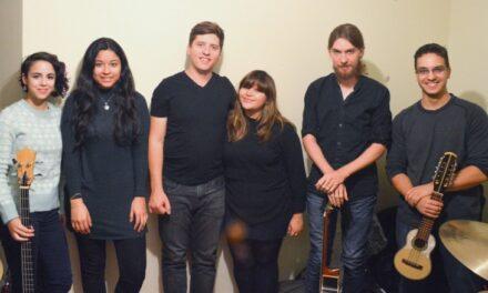 Latin folk band Tayua blends past with present