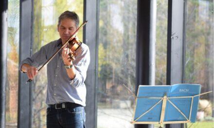 Humber Arboretum hosts Bach violin performance
