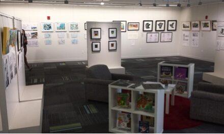 Hidden world of illustrators, designers revealed at Humber art exhibit
