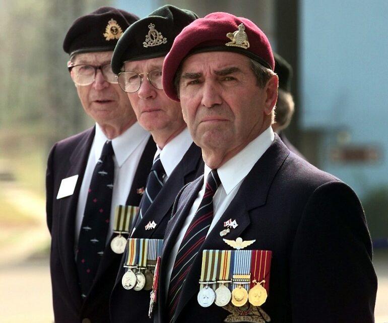 Blame politicians, not veterans for endless war