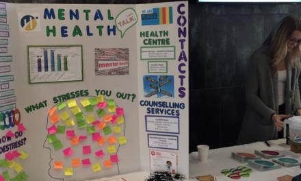Mental health fair promotes awareness