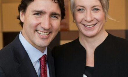 Patty Hajdu, Canada's new status of women minister
