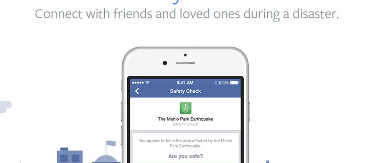 Facebook's news Safety Check feature sparks questions of double-standard