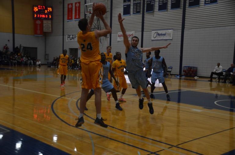 Hawk's basketball on winning streak