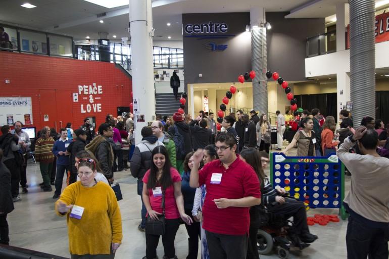 CICE alumni reunite at Humber College