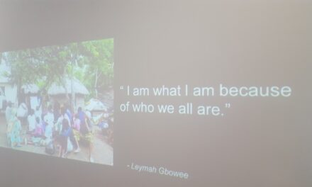 Nurses of Ubuntu bring emotion to global healing