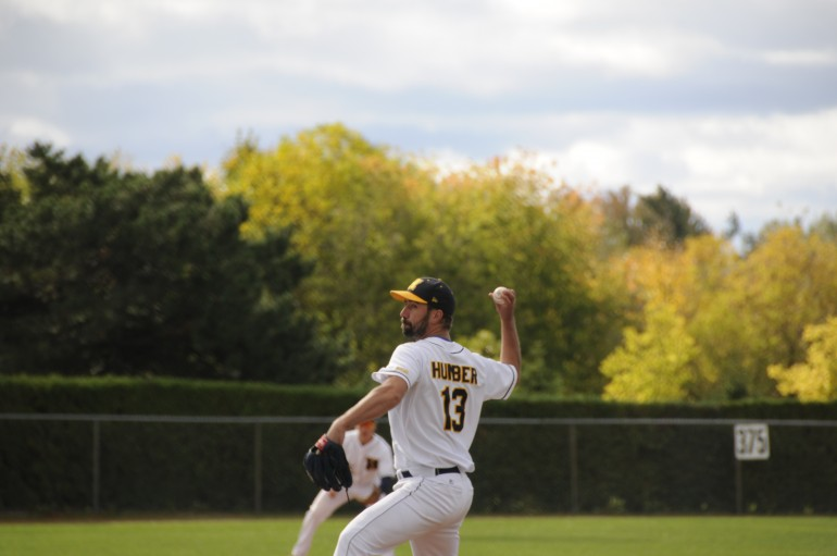 Humber mens baseball win bronze