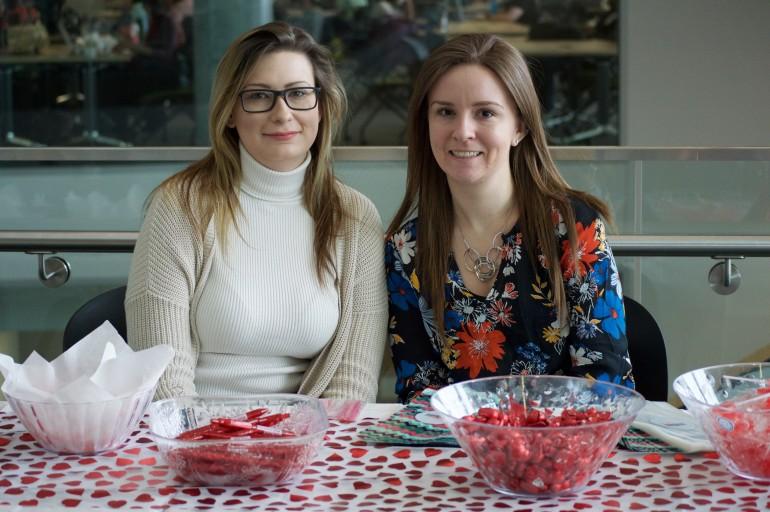 Peer tutors market help on campus