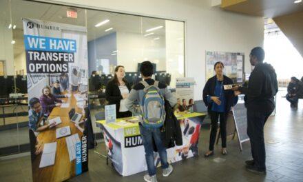 Students explore possibilities at Transfer Thursdays