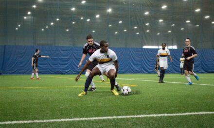Hawks sweep indoor soccer regionals