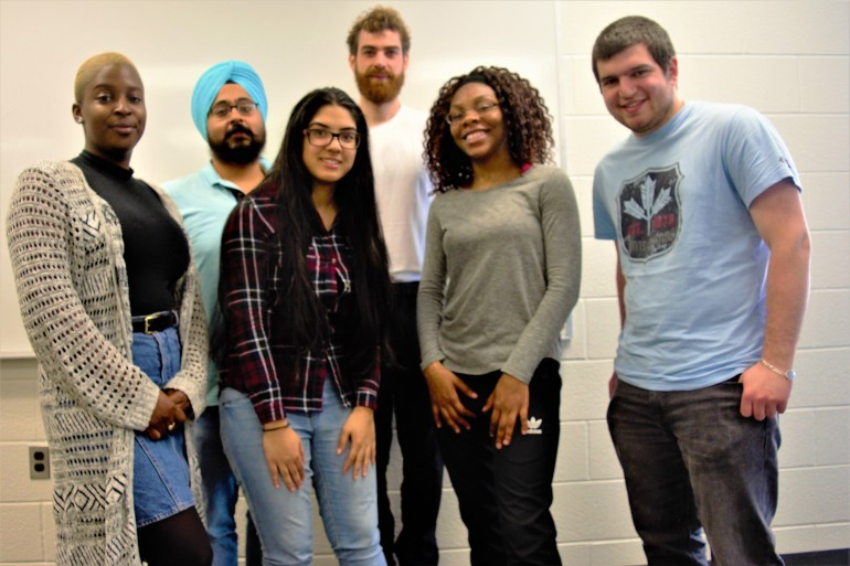 Humber launches first Enactus team