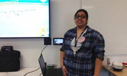Soaring student stress levels addressed at workshop