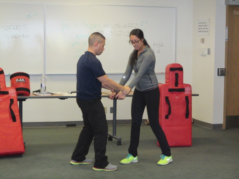Self-defense training considers that many women know their assailants
