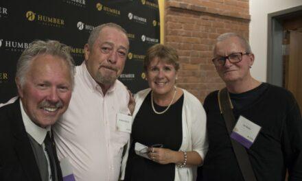 Humber alumni reunite to celebrate 50th anniversary